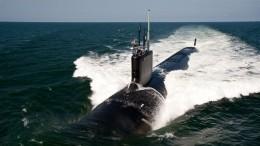 МИД осудил заход американской подлодки внорвежский порт уграниц России