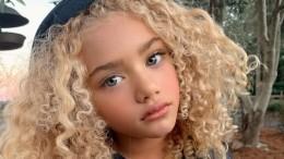 «Сердце разрывается»: Самую красивую девочку планеты похитили