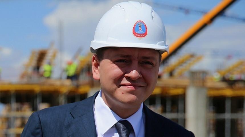 Бывшего вице-губернатора Мордовии Алексея Меркушкина задержали вМоскве