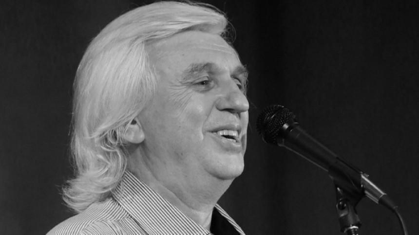 Умер петербургский журналист иписатель Михаил Садчиков