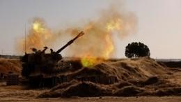Израильская армия начала воздушную иназемную атаку насектор Газа