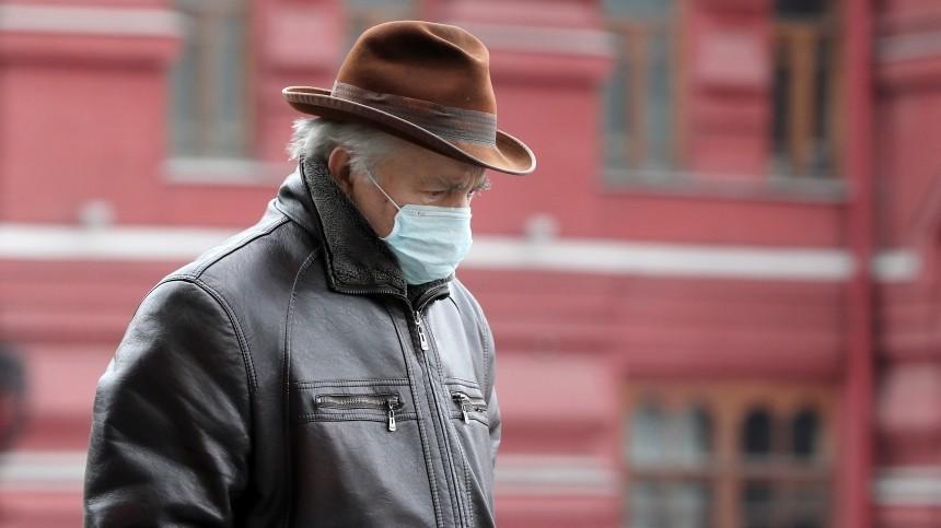 Пособие для пенсионеров напокупку масок могут ввести вРоссии