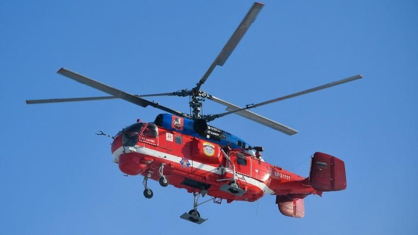 Обнаружено задымление: воздушное судно пропало вКрасноярском крае