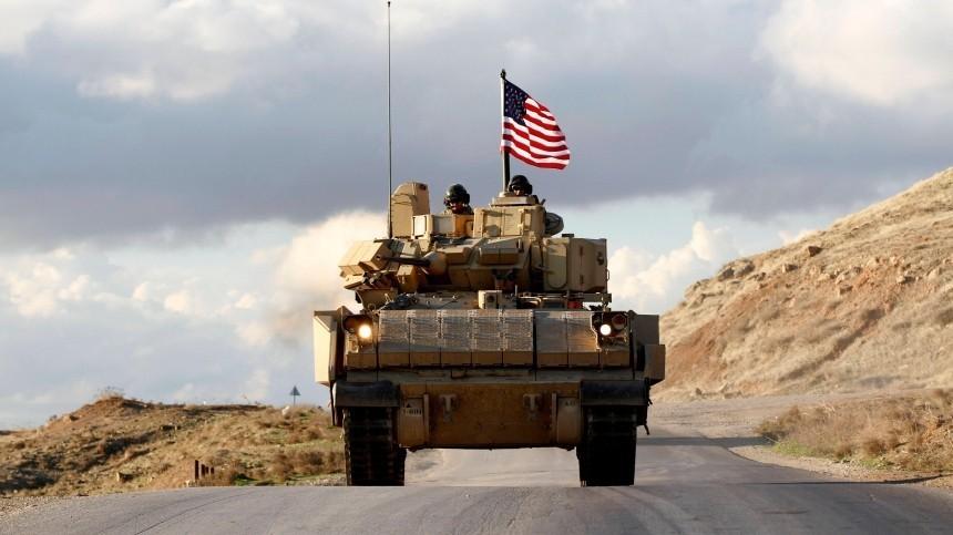 Пентагон ненашел ответа наситуацию с«заблудившейся» военной колонной вСирии