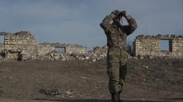 Путин обсудил сПашиняном ситуацию вНагорном Карабахе