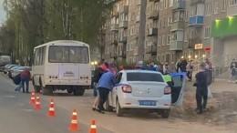 Неуследили: четырехлетнюю девочку переехал пассажирский автобус под Тверью