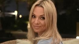 «Чуть незадушил»: Салтыкова рассказала орегулярных побоях отпьяного мужа