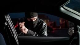 Уотца Виктора Цоя угнали машину вСанкт-Петербурге