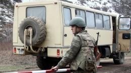 Путин невидит альтернативы мирному решению проблемы Нагорного Карабаха