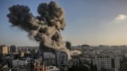Лавров заявил, что Россия осуждает взаимные удары Израиля иПалестины