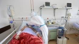 ВПетербурге развернут дополнительные койки для больных коронавирусом