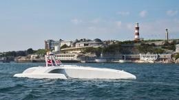 Революционный проект: британский корабль должен пересечь Атлантику без экипажа