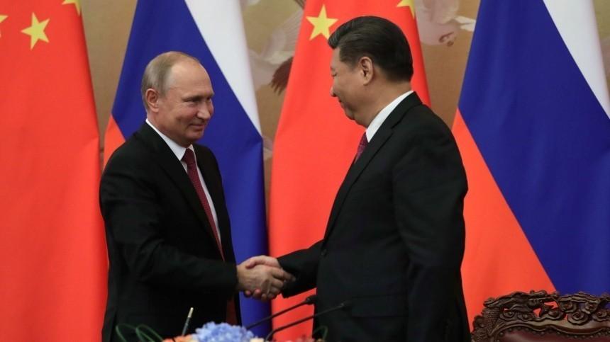 Путин иСиЦзиньпин запустят строительство российско-китайского атомного объекта
