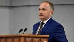 «Явсем благодарен»: мэр Владивостока посовету Трутнева объявил оботставке