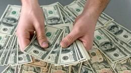 Именя посчитали: сколько долларовых миллионеров держат деньги вбанках РФ