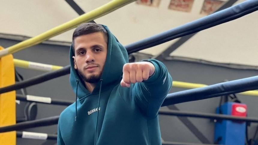 Боксеру Артему Оганесяну заменили соперника наGAZFIGHT