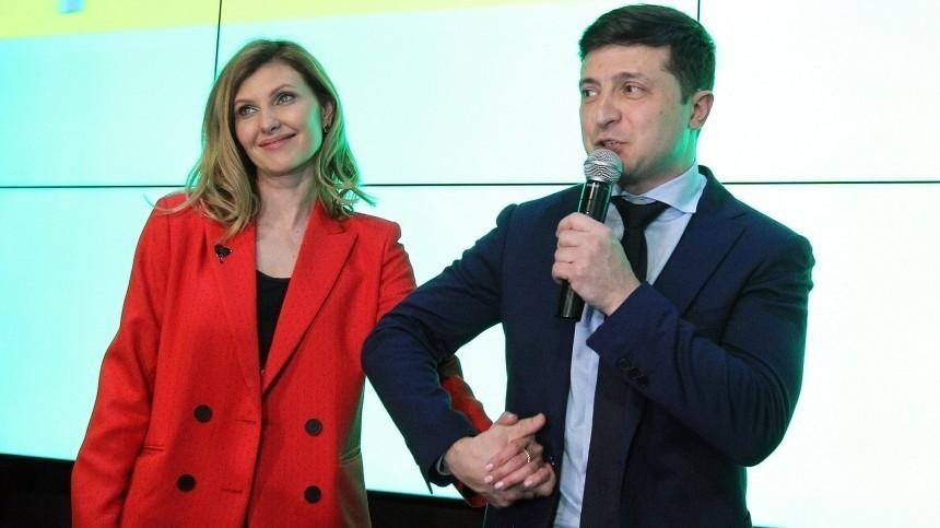 Аксенов рассказал освоевременных платежах жены Зеленского «оккупантам» вКрыму