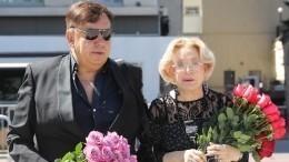 Садальский заявил, что Максакова сделала ему предложение руки исердца