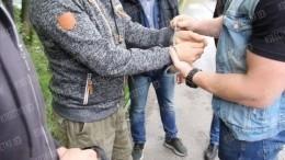 Организатора канала финансирования террористов задержали вПетербурге— видео