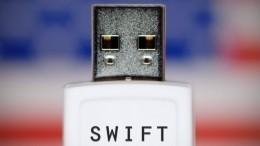 SWIFТ заверил ЦБвотсутствии рисков отключения страны отсистем