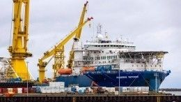 США откажутся отсанкций против Nord Stream 2 AG ради своих интересов