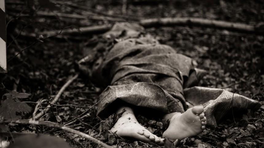 Тело женщины спакетом наголове найдено вводоеме уВерховного суда вМоскве