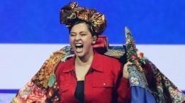 Лолита оценила выступление Манижи вполуфинале «Евровидения»