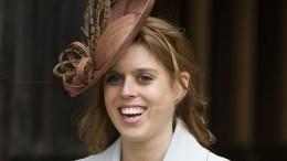 Внучка Елизаветы II принцесса Беатрис осенью впервые станет мамой