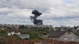 Мужество игероизм: что известно опилотах упавшего возле домов вБелоруссии Як-130