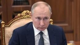Путина задели слова Чернышенко отуристах вДолине гейзеров