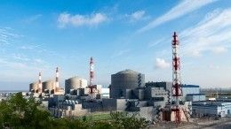 Путин иСиЦзиньпин дали старт началу строительства новых энергоблоков вКНР