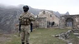 Путин обсудил ситуацию вокруг Нагорного Карабаха сАлиевым иПашиняном