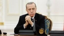 Эрдоган обратится спосланием «всему миру» стерритории разделенного Кипра