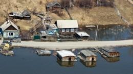 Паводок вСибири: объявлена эвакуация, перекрыта одна изтрасс