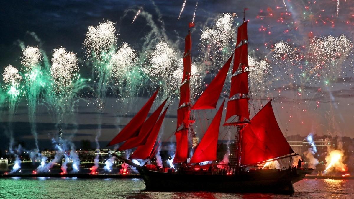 Пять фактов опразднике «Алые паруса— 2021»