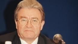 Умер экс-губернатор Пермского края