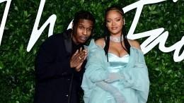 «Любовь всей моей жизни»: A$AP Rocky официально подтвердил роман сРианной