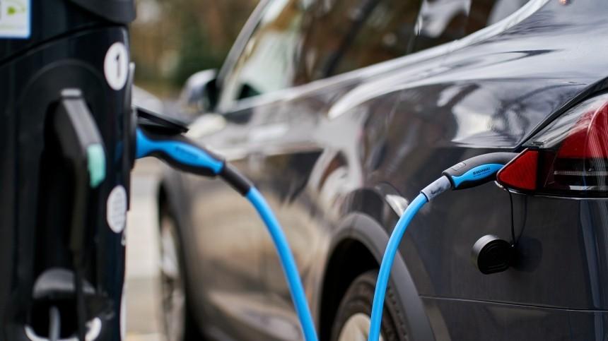 Иностранные электромобили с2022 года станут дороже