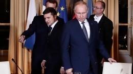 Быть или небыть? Зеленский готовится квстрече сПутиным, вКремле все отрицают