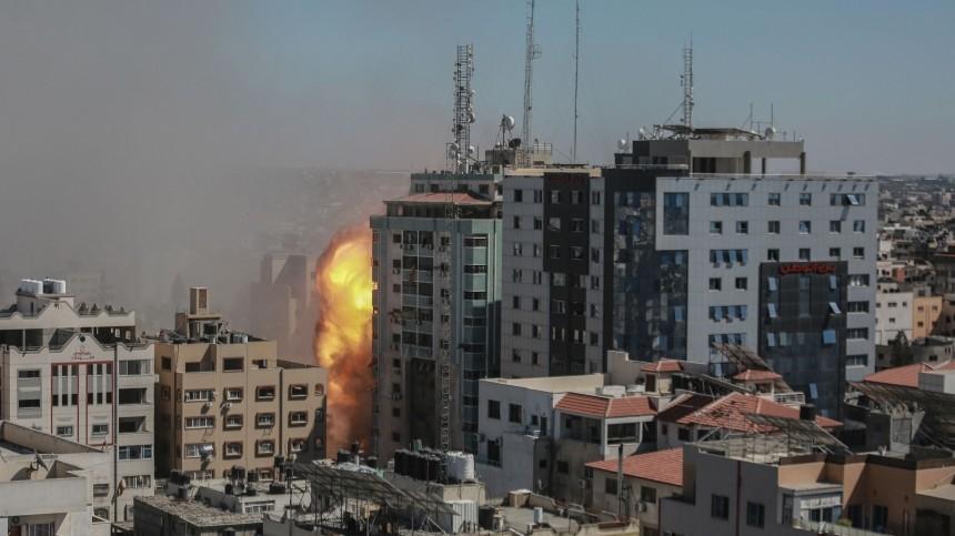 Путин распорядился эвакуировать граждан РФиСНГ изсектора Газа поихжеланию