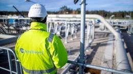 «Работа велась»: вКремле ответили, будетли строительство «СП— 2» ускорено