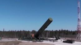 Путин назвал силы ядерного сдерживания РФсамыми современными вмире