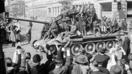 «Заслон фальсификаторам»: Минобороны рассекретило документы обосвобождении Праги