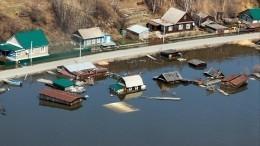 Паводки смывают деревни идороги вРоссии. Как выглядят регионы, которым хуже всего?