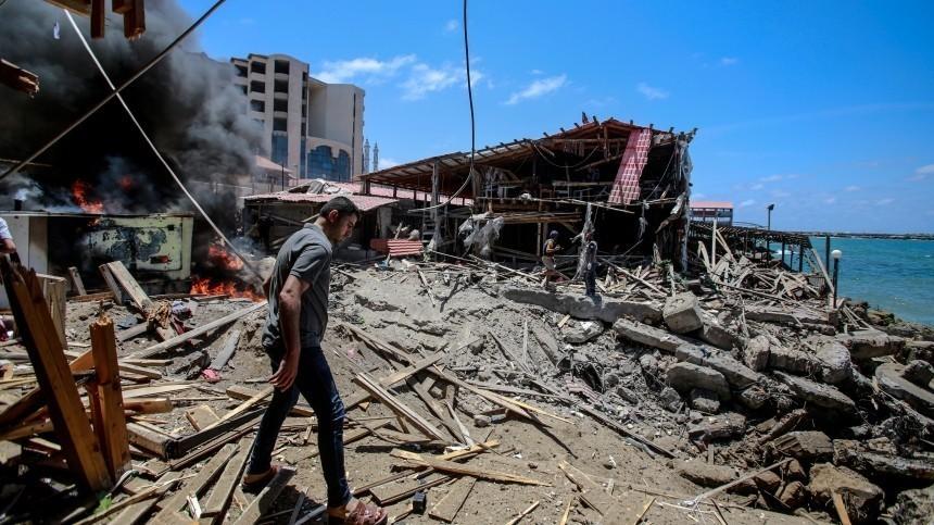 Израиль иХАМАС шесть часов живут без обстрелов: евреи ипалестинцы устроили праздники