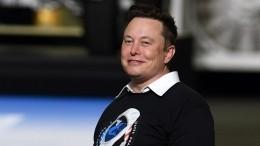 Илон Маск заявил оскором официальном приходе Tesla вРоссию