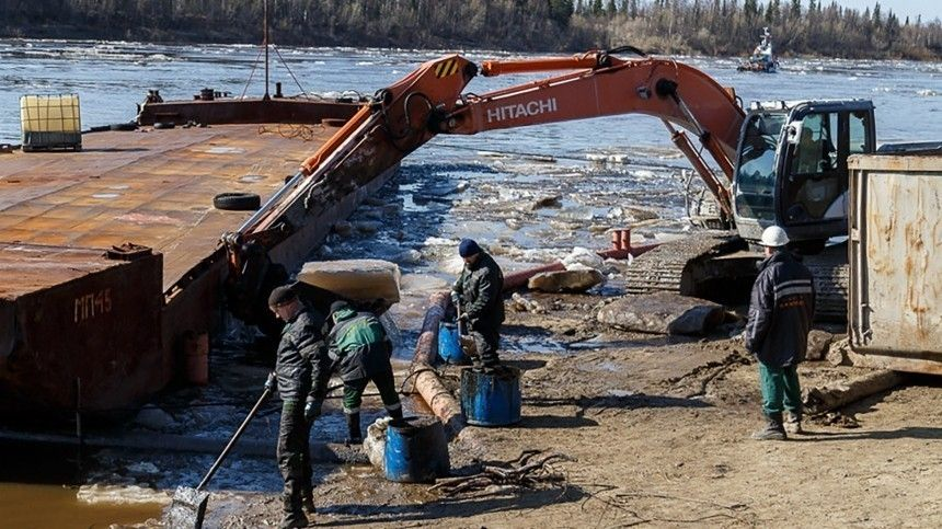 Почву после разлива нефти вКоми иНАО очистили на70%