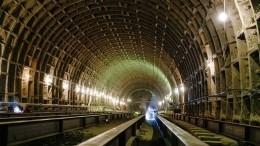 Очевидцы сообщают овозгорании вшахте метро вМоскве