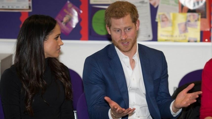 «Неостановятся, пока Меган неумрет»: принц Гарри бросил новое обвинение семье