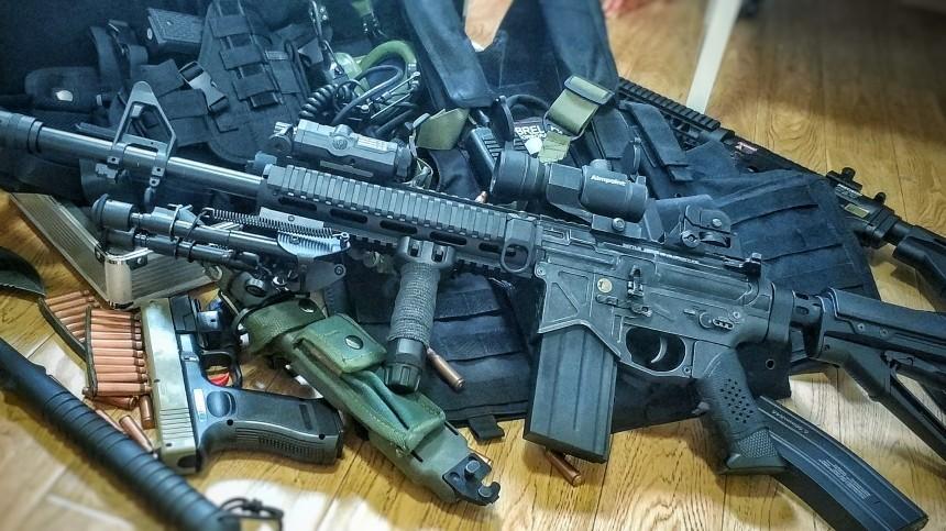 Владелец магазина «Папины игрушки» задержан поподозрению вконтрабанде оружия